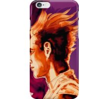Man Style Edge profiled iPhone Case/Skin