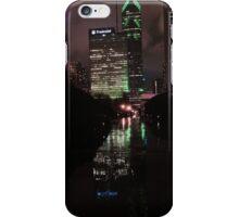 The Windy, Rainy, Wet City iPhone Case/Skin