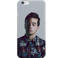 floral joseph iPhone Case/Skin