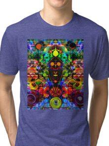 SHAMADELIC 3 Tri-blend T-Shirt