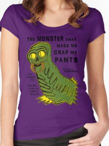 The Monster That... Women's Fitted Scoop T-Shirt