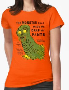 The Monster That... Womens Fitted T-Shirt