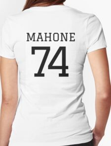 Mahone 74 Womens Fitted T-Shirt