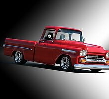 1958 Chevrolet Apache Pick-Up by DaveKoontz