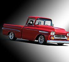 1958 Chevrolet Apache Pick-Up by DaveKoontz