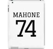 Mahone 74 iPad Case/Skin
