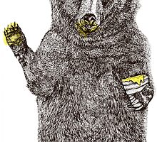 Oh, Hi Bear! by Nidya