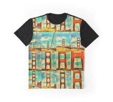 Golden Gate Bridge Graphic T-Shirt