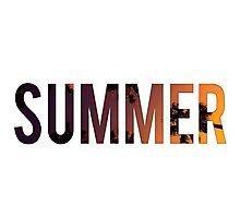 Summer 2 Photographic Print