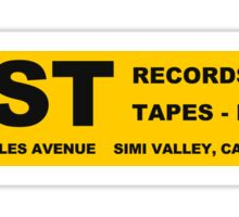 Best Records Simi Valley (Original Logo) Sticker