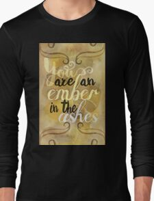 an ember in the ashes Long Sleeve T-Shirt