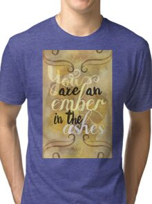 an ember in the ashes Tri-blend T-Shirt