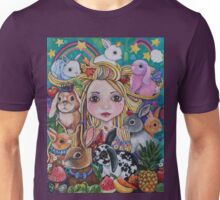 Lulu the Bunny Godmother Unisex T-Shirt