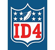 Independence day-NFL Photographic Print