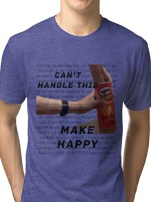Handle This Tri-blend T-Shirt