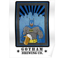 Gotham Brewing Co.  Poster