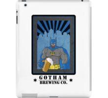 Gotham Brewing Co.  iPad Case/Skin
