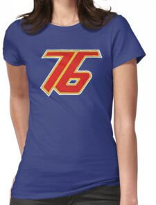 Soldier 76 (sketchy) Womens Fitted T-Shirt
