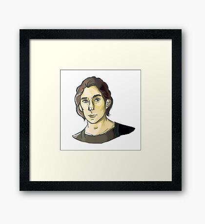 crylo ren 2 Framed Print