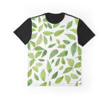 Tumblr Leaves  Graphic T-Shirt