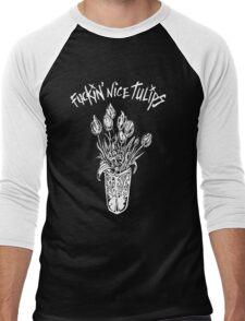 NICE TULIPS Men's Baseball ¾ T-Shirt