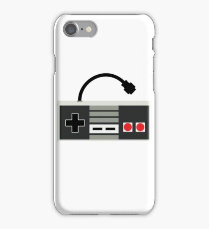 NES Controller - Retro iPhone Case/Skin