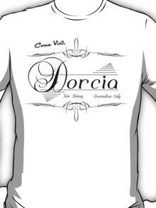 Come Visit Dorcia - Light T-Shirt