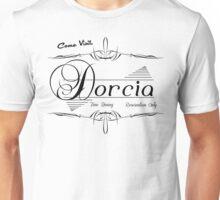 Come Visit Dorcia - Light Unisex T-Shirt