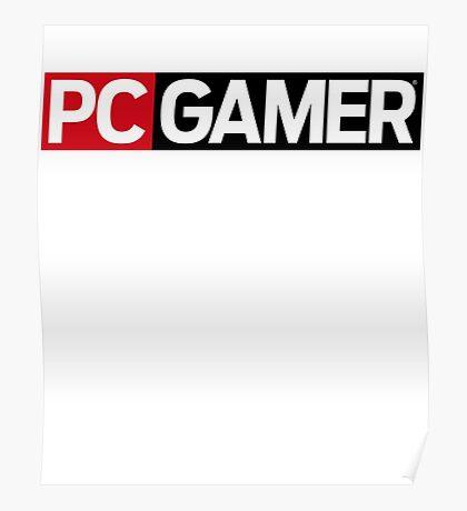 PC Gamer Poster