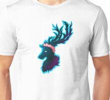 Dark Dream Creature (Flower Crown) Unisex T-Shirt