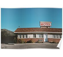 Motel (Ely, Nevada) Poster