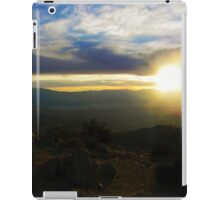 Sunset Over Coachella Valley  iPad Case/Skin