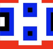 Go Habs Go ! Pixels Sticker
