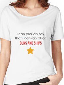 guns Women's Relaxed Fit T-Shirt