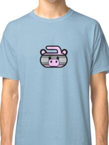 Hogline Curling Rockers Classic T-Shirt