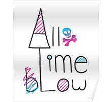All Time bLow Poster