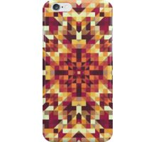 Playful Geometry 001 iPhone Case/Skin