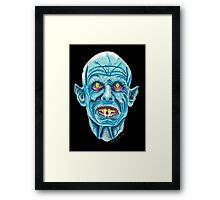 Mr. Barlow Framed Print