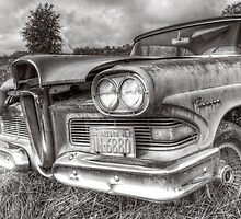 The 1958 Ford Edsel Ranger by thomr