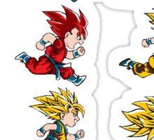 Super Saiyan Goku - RB00041 Sticker