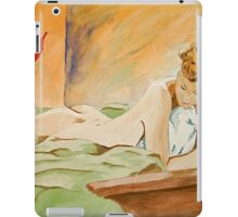 Red Shoes iPad Case/Skin