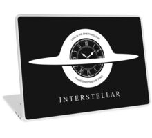 Interstellar fan art Laptop Skin