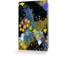 Hanabi #1 - Fireworks Greeting Card