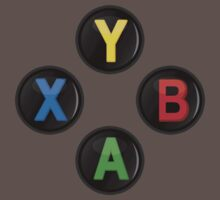 Xbox One Buttons by nyr1301