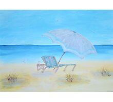 Seaside Serenity Photographic Print