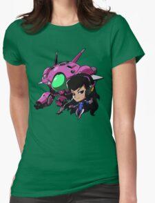 D.Va Womens Fitted T-Shirt