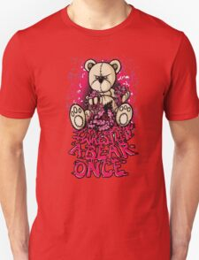 Iwrestledabearonce T-Shirt