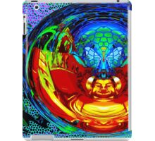 BUDDHA & the BUTTERFLY: Web of Life iPad Case/Skin