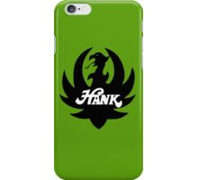 hank williams Jr logo iPhone Case/Skin