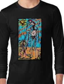 The Man, The Boy and The Child Within Long Sleeve T-Shirt
